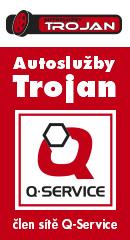 Autoslužby Trojan